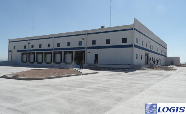 Construcción de Naves Industriales en León