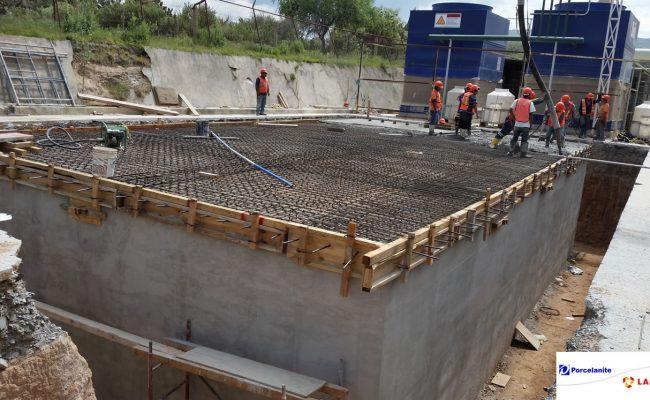 Construcción de cisternas en CDMX