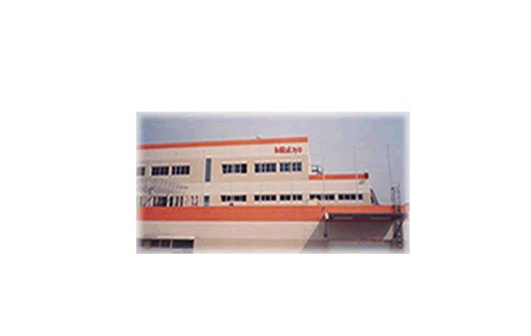 Edificio para oficinas MITUTOYO Naucalpan, Edo. de México