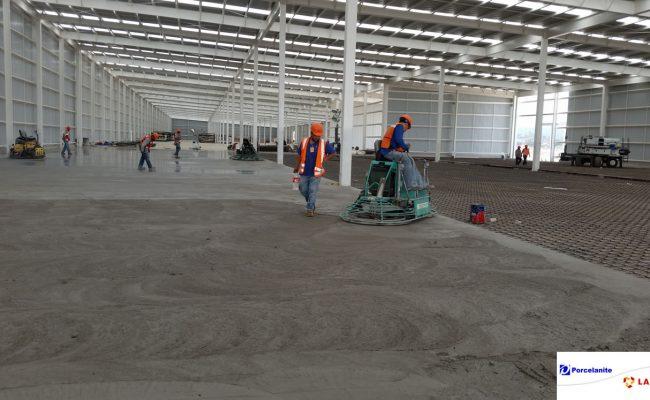 Constructora de bodegas industriales en Querétaro
