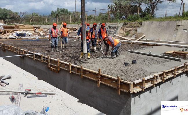 Diseño y construcción de cisternas