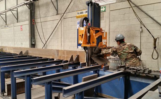 Taller de estructuras y fabricación en Qro