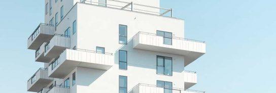La pintura súper blanca puede enfriar edificios incluso bajo la luz del sol