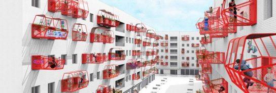 Balcones prefabricados solución para las casas sin terraza